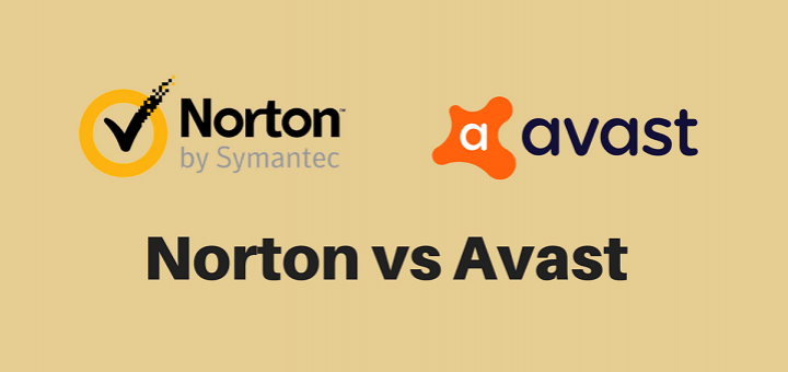 The Ultimate Comparison between Norton and Avast