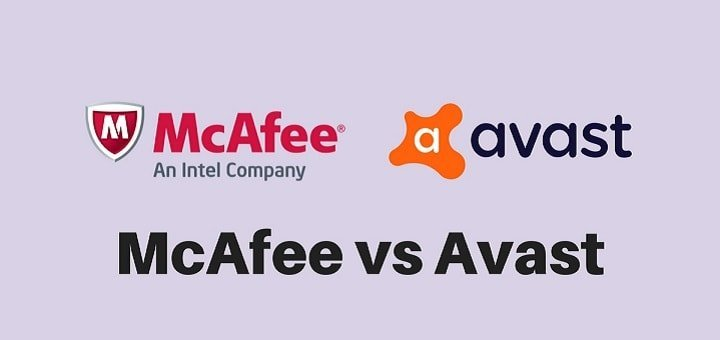 McAfee Vs Avast | The Ultimate Comparison (2019 Updated)