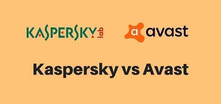 Kaspersky vs Avast Comparison