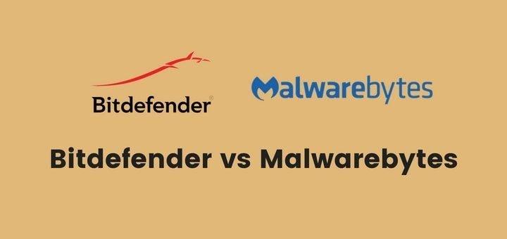 Bitdefender vs Malwarebytes