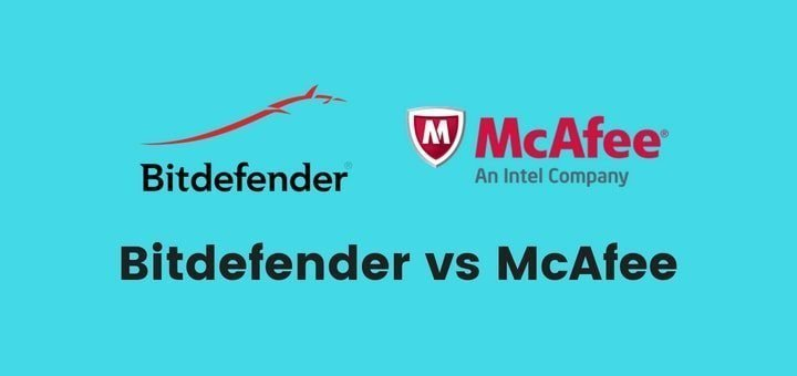 Bitdefender Vs McAfee | The Ultimate Comparison (2019 Updated)