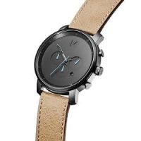Gunmetal Sandstone Watch