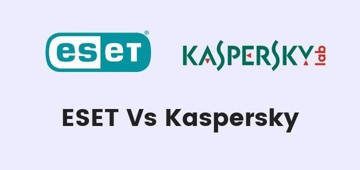 ESET vs Kaspersky