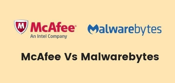 McAfee Vs Malwarebytes 2019 | Head-to-Head Comparison