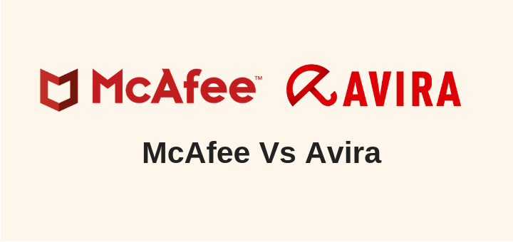 McAfee vs Avira