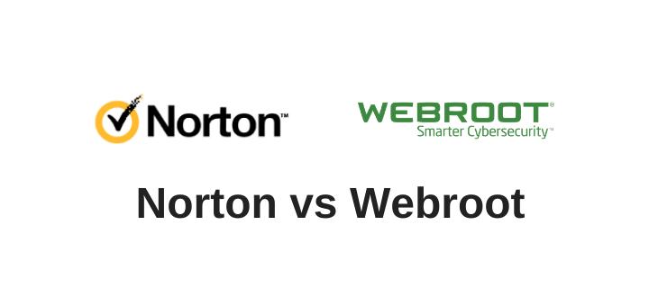 Webroot Vs Norton