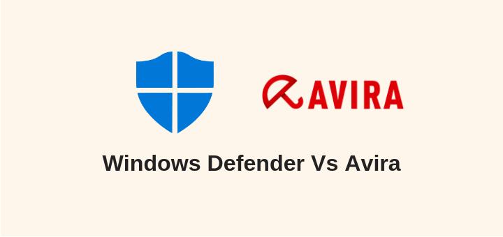 Windows-Defender-vs-Avira
