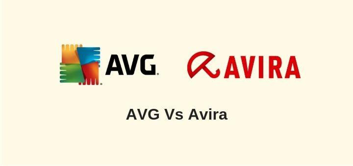 AVG Vs Avira