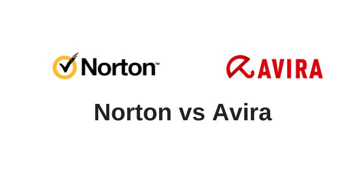 Norton Vs Avira
