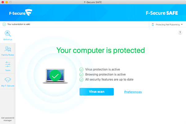 FSecure Interface 2019