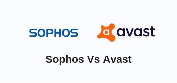 Sophos Vs Avast