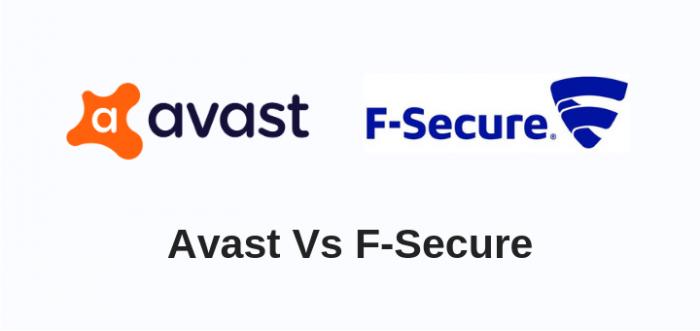 Avast-Vs-Fsecure