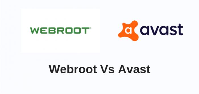 Webroot-VS-Avast