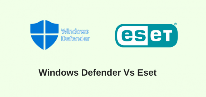 WindowsDefender-vs-Eset