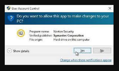 select-yes-on-user-control-command