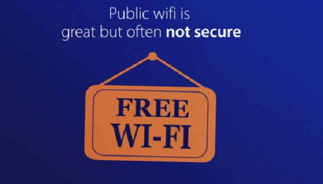 avoid public wifi