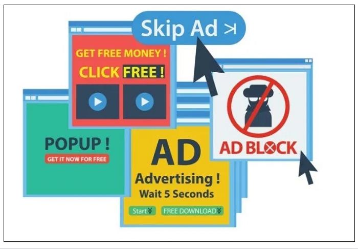 block ad pop ups