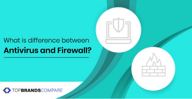 firewall vs antivirus