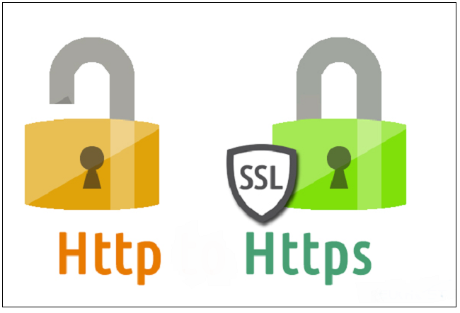 https and http