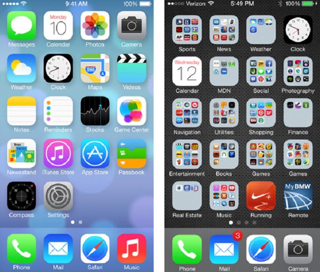 iphone app management