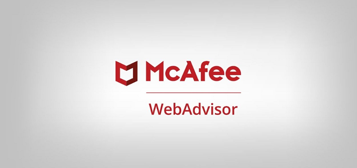 mcafee web advisor
