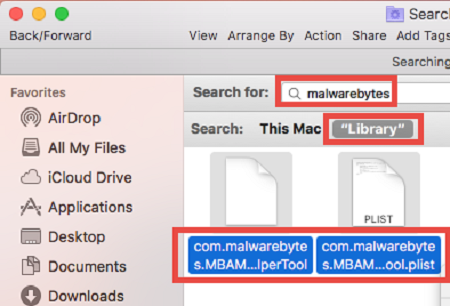 search-malwarebytes-library